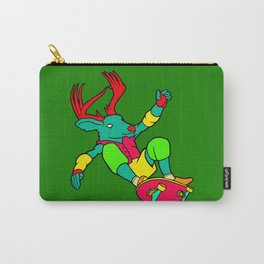 Skate Deer Carry-All Pouch