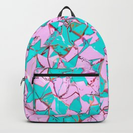 Broken glass Backpack