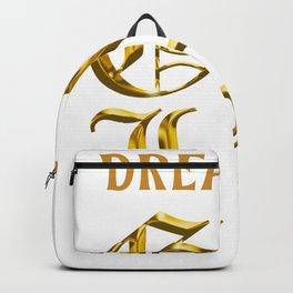 diamonds under pressure Backpack