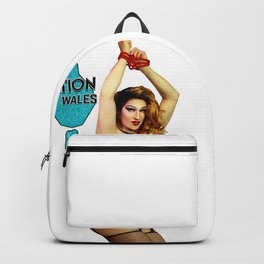 Ruby Slippers - NSW - Dragnation Backpack