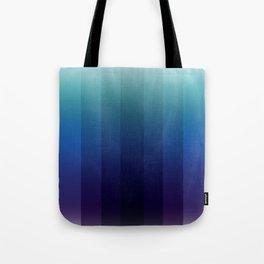 Steps 2-Blue Ombre Tote Bag