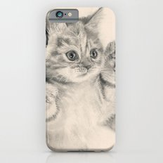 Rub my belly... iPhone 6s Slim Case