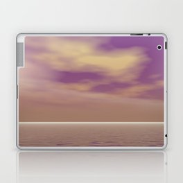 Softly purple Laptop & iPad Skin