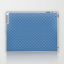 Mini Paddles and Balls on Blue Laptop & iPad Skin