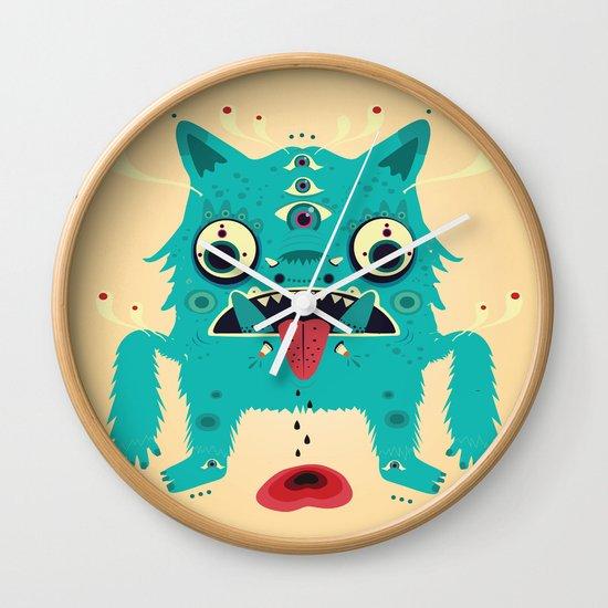 Creature n0#33 Wall Clock