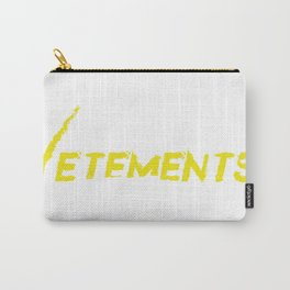 VETEMENTS Essential Carry-All Pouch