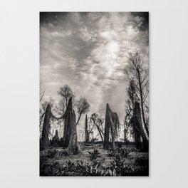 They are seven - Original Photograph Canvas Print