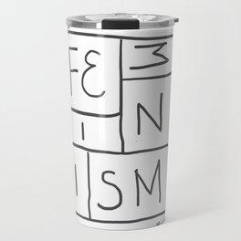 Intersectional Feminism Travel Mug