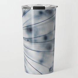 dandelion blue XV Travel Mug