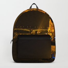 Hungarian Parliament Building Backpack