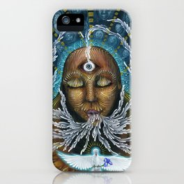 Feminine Rising iPhone Case