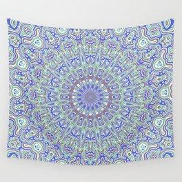 Ornamental Mandala Wall Tapestry