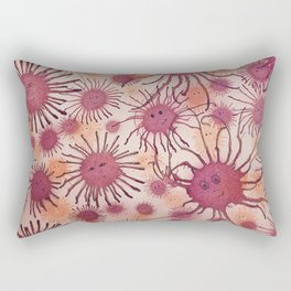 Spring is Here! Rectangular Pillow