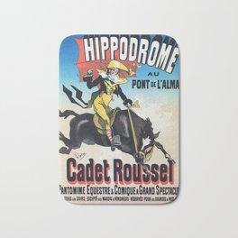 Hippodrome Paris Bath Mat