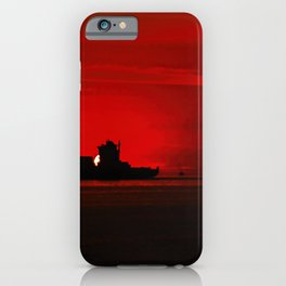 Silhouette iPhone Case