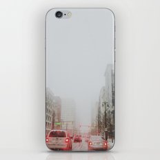 Detroit's gone missing iPhone & iPod Skin
