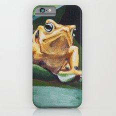 Poison Dart Frog #3 Slim Case iPhone 6s