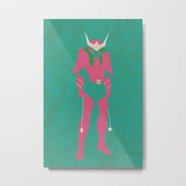 Shun Andromeda Metal Print