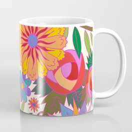 Just Flowers Lite Coffee Mug