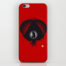 The Fly (Red Collection) iPhone & iPod Skin