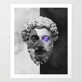 Mokoz Art Print