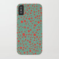 poppies iPhone & iPod Cases featuring Poppies by Anita Ivancenko
