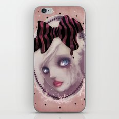 Mascara(de) iPhone & iPod Skin
