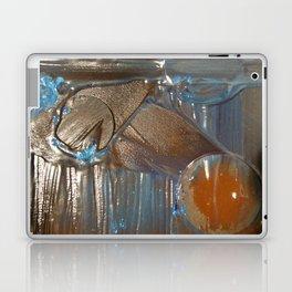 Smelting Metal Laptop & iPad Skin