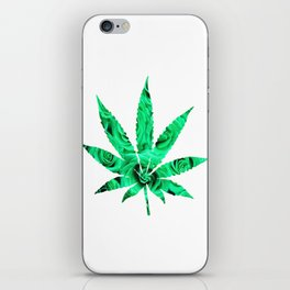 Cannabis Rainbow Design (79) iPhone Skin
