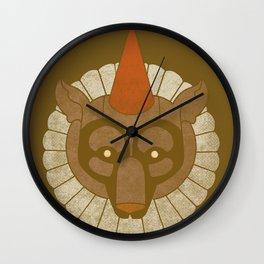 Circusbear Wall Clock