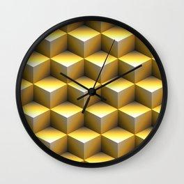 Blocks N8 Wall Clock