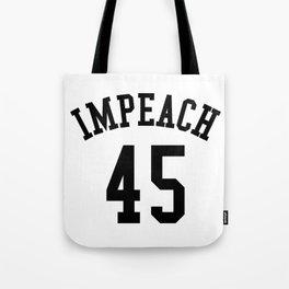 IMPEACH 45 Tote Bag