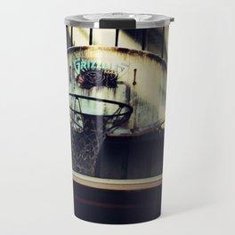 Vancouver Grizzlies Travel Mug