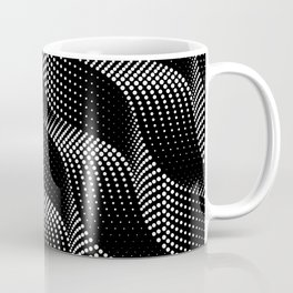 Flow of Bubbles Coffee Mug