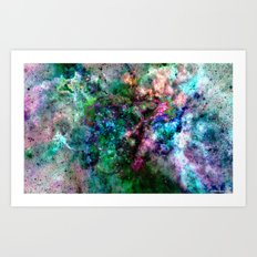Everything is nothing 22 (therefore it was beautiful) Art Print