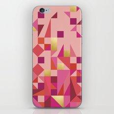 Valentine Quilt iPhone Skin