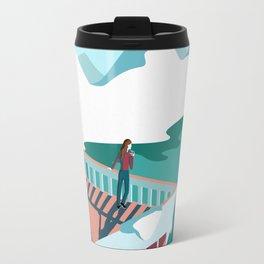 Magnificent Loneliness Travel Mug