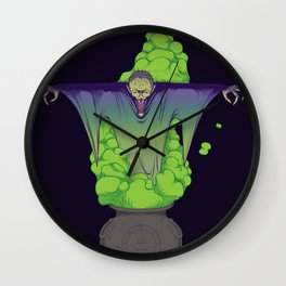 The summoning Wall Clock