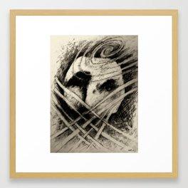 The Wheel I Ride Framed Art Print