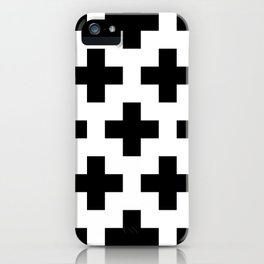 classic retro elegant geometric Yaksha iPhone Case