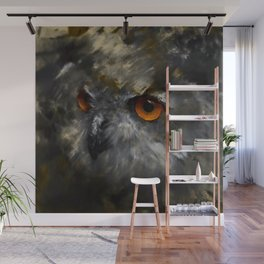 Ruler of the Night Wall Mural