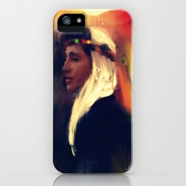 Leila Zana  iPhone Case