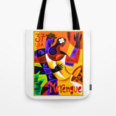 Merengue Tote Bag