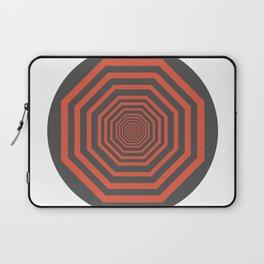 Optical Illusion Laptop Sleeve
