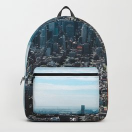Central Park New York City Skyline Backpack
