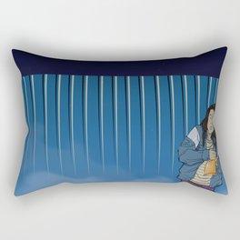 Amy Mat Piah Rectangular Pillow