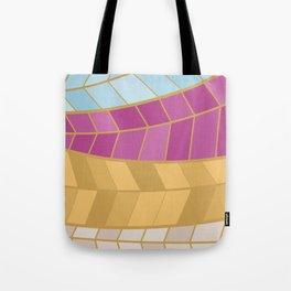 GOLDMOSAIC2 Tote Bag