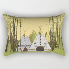 Tipis Rectangular Pillow