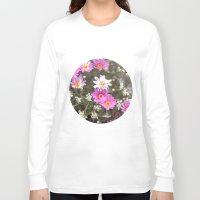 daisy Long Sleeve T-shirts featuring Daisy by LebensART Photography
