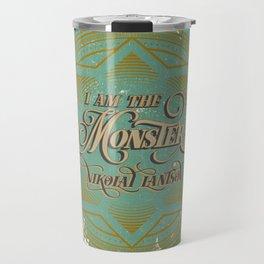 I am the Monster Travel Mug